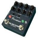 Providence DUAL BASS STATION DBS-1 新品 ベース用プリアンプ[プロビデンス][デュアルベースステーション][Bass Prea...