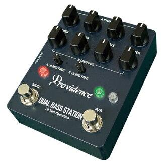 普羅維登斯雙低音站星展銀行 1 全新低音前置放大器 [普羅維登斯] 或 [雙基站] [低音前置放大器] [末端和效應器]