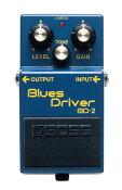 BOSS BD-2 新品 Blues Driver[ボス][エフェクター,Effector][オーバードライブ][ブルースドライバー]