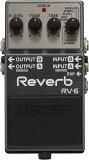 【エントリーでポイント10倍】BOSS RV-6 Digital Reverb 新品 リバーブ[ボス][デジタル][Effector,エフェクター][RV6]