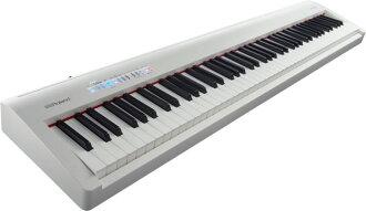羅蘭 FP-30 數碼鋼琴全新白色 [羅蘭] 和 [內置揚聲器] [白色,白色] [數碼鋼琴、 數碼鋼琴,鍵盤,鍵盤 [FP30]