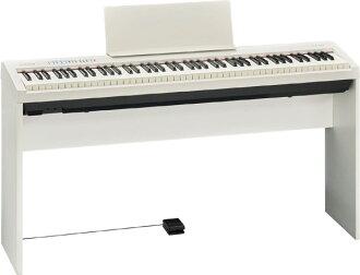 真正站雜誌 [免運費] 羅蘭 FP-30 數碼鋼琴全新白色 [羅蘭] 和 [內置揚聲器] [白色,白色] [數碼鋼琴、 數碼鋼琴] [鍵盤,鍵盤] [FP30] [KSC-70]