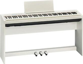 羅蘭 FP-30 數碼鋼琴全新白色 [羅蘭] 和 [內置揚聲器] [白色,白色] [數碼鋼琴、 數碼鋼琴] [鍵盤,鍵盤] [FP30] [KSC-70] [KPD-70]