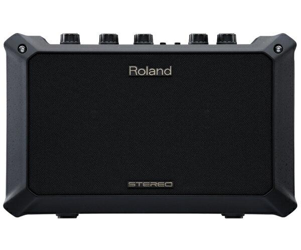 【2.5W+2.5W】【送料無料】Roland MOBILE AC 新品 アコギ用3チャンネル・モバイル・アンプ[ローランド][モバイルAC][バッテリー内蔵][簡易PAシステム][Stereo Amplifier][ステレオアンプ]