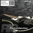 Rickenbacker 45-105 #95511 Standard Bass Nicekl Round Wound[リッケンバッカー][ニッケル][ベース弦,String][05P27May16]