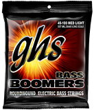 ghs 45-100 BASS BOOMERS ML3045 Medium Light[ベースブーマーズ][ニッケルラウンドワウンド][ミディアムライト][ロングスケール,Long Scale][ベー