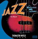 Thomastik-Infeld 43-100 JF344 新品 フラットワウンド弦[トマスティック][Flat Wound][ベース弦,String]