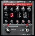 【送料無料】TC HELICON VoiceTone Harmony-G XT 新品 ギターヴォーカル用ハーモナイザー[TCヘリコン,t.c.electroni...