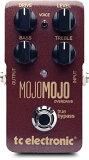 ������̵����t.c.electronic Mojo Mojo ���� �����С��ɥ饤��[tc���쥯�ȥ�˥å�][�⥸��⥸��][Overdrive][Effector,���ե�������]