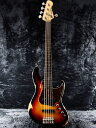 Tsubasa Guitar Workshop The Hopper 5st -3 Tone Sunburst/Heavy Aged- 新品