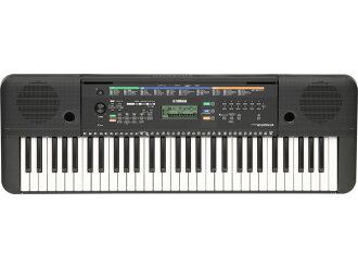 PSR E253 雅馬哈 PORTATONE 新 61 注鍵盤 [雅馬哈] [PSRE253] [建立] [61 鍵] [家庭鍵盤,熟悉鍵盤]