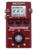 ZOOM MS-60B Multi Stomp for Bass 新品 ベース用マルチエフェクター[ズーム][MS60B][マルチストンプ][Mini Effector]