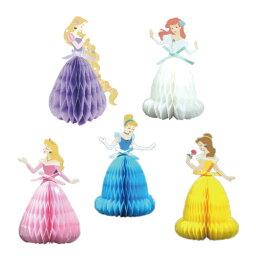 【Disney】ディズニープリンセス ミニハニカムカードアリエル ラプンツェル シンデレラ ☆☆☆☆