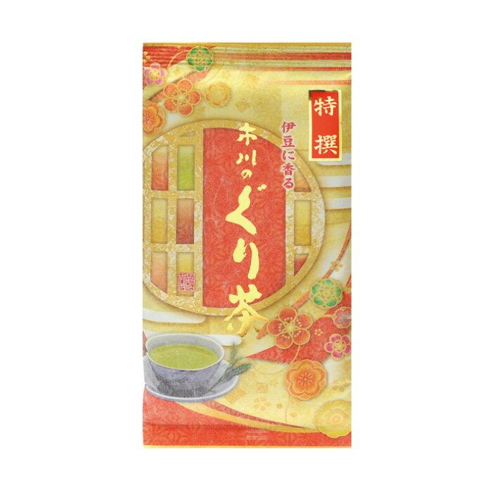 特撰ぐり茶200号100g深蒸茶/深むし茶/玉緑茶/日本茶/緑茶/煎茶/静岡茶/お茶/茶