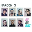 CD MAROON 5 マルーン5/RED PILL BLUES (DLX)【輸入盤】