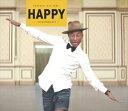 [CD]PHARRELL WILLIAMS ファレル・ウィリアムス/HAPPY【輸入盤】