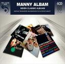 [CD]MANNY ALBAM マニー・アルバム/7 CLASSIC ALBUMS (DIGI)【輸入盤】