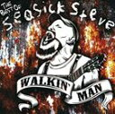 ═в╞■╚╫ SEASICK STEVE / WALKINб╟ MAN бз BEST OF [CDб▄DVD]