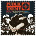 [CD]PUBLIC ENEMY パブリック・エナミー/MOST OF MY HEROES STILL DON'T APPEAR ON NO STAMP【輸入盤】