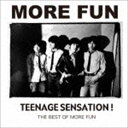 日本流行音樂 - MORE FUN / Teenage Sensation-The Best Of More Fun [CD]