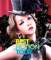 [Blu-ray] 安室奈美恵/namie amuro BEST FICTION TOUR 2008-2009