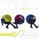 [CD] 3Peace☆Lovers/VIRTUAL LOVE(Type-C/CD+DVD)