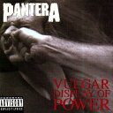 [CD]PANTERA パンテラ/VULGAR DISPLAY OF POWER (CD+DVD DELUXE)【輸入盤】