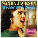 Other - [CD]WANDA JACKSON ワンダ・ジャクソン/ROCKIN' WITH WANDA【輸入盤】