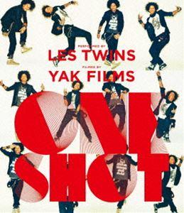 "[Blu-ray] LES TWINS x YAK FILMS ""ONE SHOT"""