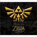 [CD] (ゲーム・ミュージック) 30周年記念盤 ゼルダの伝説 ゲーム音楽集(30周年記念盤)