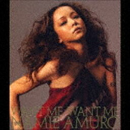 [CD] 安室奈美恵/WANT ME,WANT ME(CD+DVD)