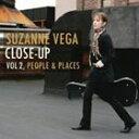 [CD]SUZANNE VEGA スザンヌ・ヴェガ/CLOSE-UP VOLUME 2 : PEOPLE & PLACE【輸入盤】