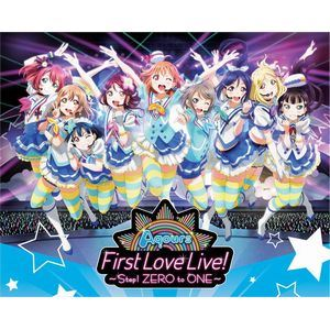 [Blu-ray] ラブライブ!サンシャイン!! Aqours First LoveLive! 〜Step! ZERO to ONE〜 Blu-ray Memorial BOX
