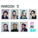 輸入盤 MAROON 5 / RED PILL BLUES (US STANDARD) LP