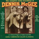 Gospel - [CD]DENNIS MCGEE デニス・マクギー/COMPLETE EARLY RECORDINGS 1929-30【輸入盤】