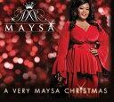 R & B, Disco Music - [CD]MAYSA メイザ/A VERY MAYSA CHRISTMAS【輸入盤】