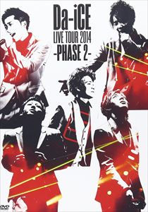 [DVD] Da-iCE LIVE TOUR 2014 -PHASE2-