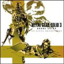 [CD] (ゲーム・サウンドトラック) METAL GEAR SOLID 3 SNAKE EATER ORIGINAL SOUNDTRACK