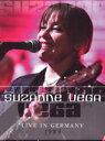 [DVD]SUZANNE VEGA スザンヌ・ヴェガ/LIVE IN GERMANY 1989 (DVD)【輸入版】