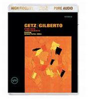 [Blu-ray] スタン・ゲッツ&ジョアン・ジルベルト/ゲッツ/ジルベルト
