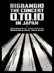 [Blu-ray] BIGBANG10 THE CONCERT:0.TO.10 in JAPAN+BIGBANG10 THE MOVIE BIGBANG MADE -DELUXE EDITION-(初回生産限定)