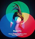 "[Blu-ray] Superfly Arena Tour 2016""Into The Circle!""(初回限定盤)"