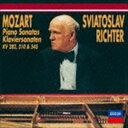 古典 - スヴャトスラフ・リヒテル(p) / モーツァルト:ピアノ・ソナタ第4番 第16番(旧第15番)・第8番(スペシャルプライス限定盤) ※再発売 [CD]