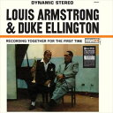 Other - 輸入盤 LOUIS ARMSTRONG & DUKE ELLINGTON / TOGETHER FOR THE FIRST TIME [LP]