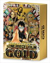 [DVD] ONE PIECE FILM GOLD DVD GOLDEN LIMITED EDITI