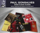 Modern - 輸入盤 PAUL GONSALVES / SEVEN CLASSIC ALBUMS [4CD]
