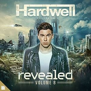 輸入盤 HARDWELL / PRESENTS REVEALED VOL. 8 [CD]