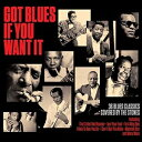 [CD]VARIOUS ヴァリアス/GOT BLUES IF YOU WANT IT【輸入盤】