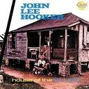 Gospel - 輸入盤 JOHN LEE HOOKER / HOUSE OF THE BLUES [LP]