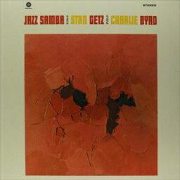 [CD]STAN GETZ & CHARLIE BYRD スタン・ゲッツ&チャーリー・バード/JAZZ SAMBA【輸入盤】